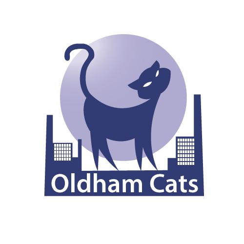 OldhamCatsLogo