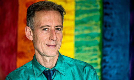Peter Tatchell colour